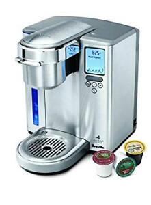 Breville K-Cup Stainless Steel Coffee Machine