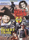 Hell Town/The Desert Trail (DVD, 2004)