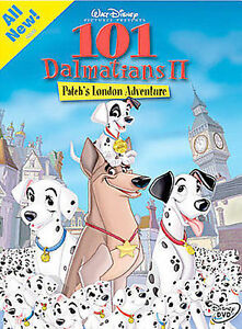 101 Dalmatians II: Patchs London Adventure (DVD, 2003)