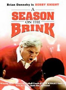 A Season On The Brink DVD RARE OOP SPORTS DRAMA NEW Sealed Bobby Knight - $14.50