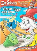 Dr Seuss Green Eggs and Ham DVD