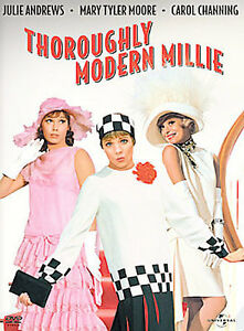 THOROUGHLY MODERN MILLIE [DVD] [WIDESCREEN] [1996] [ENGLISH] [REGION - NEW DVD