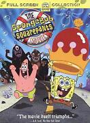 The Spongebob Squarepants Movie DVD