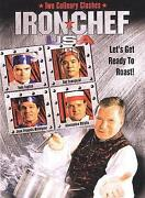 Iron Chef DVD