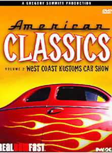 West Coast Kustoms Car Show Dvd 753182047454 Ebay
