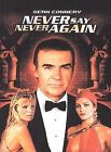 Never Say Never Again DVDs