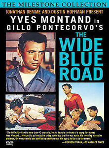 The Wide Blue Road (DVD, 2002, The Milestone Collection)