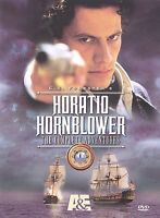 Horatio Hornblower - The Complete Adventures (DVD, 2002, 6-Disc