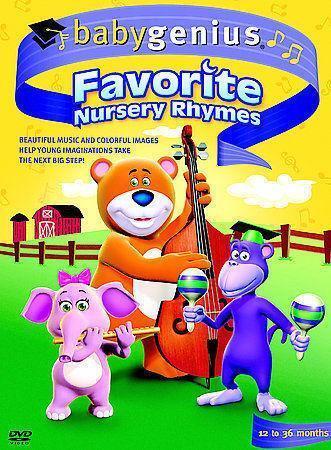 Baby Genius Dvd Dvds Amp Blu Ray Discs Ebay