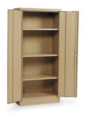 Edsal 1ufd4 Storage Cabinettan66 In H30 In W