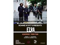 EZRA COLLECTIVE + Kokoroko + Thris Tian - presented by Ronnie Scott's