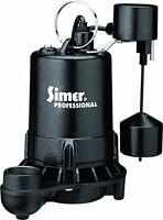 Promotions pompe submersible Simer et Liberty à partir de  $289