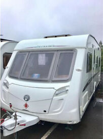 Swift Challenger 540 Fixed Bed - Immaculate