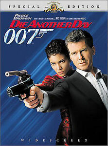 Die Another Day DVD, 2003, 2-Disc Set, Widescreen Special Edition  - $0.99