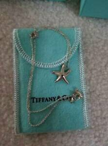 Tiffany & Co. Necklace (Elsa Peretti Starfish Pendant)