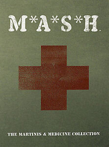 MASH - Martinis and Medicine Collection (DVD, 2009, 36-Disc Set)--BRAND NEW!!