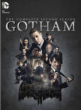 Gotham: The Complete Second Season 2 Two (DVD, 2016, 6-Disc) Brand New & Sealed!