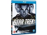 Star Trek Blu Ray £4
