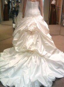 Beautiful Plus Size Wedding Gown
