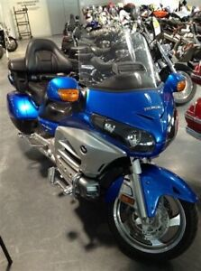 2012 Honda Gold Wing Audio Comfort (GL18HPM)