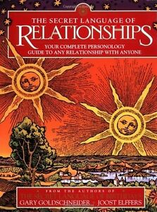 book: Secret Language of Relationships : 819 pages : hardcover Cambridge Kitchener Area image 1