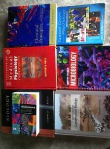 textbooks for sale. links in description