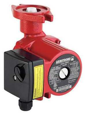 Armstrong Pumps Inc. Astro 230ci Circulator Pumpclosed115v18 Hp