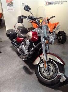 2010 Kawasaki Vulcan 1700 Classic LT