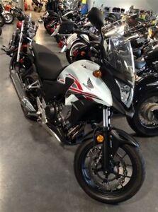 2015 Honda CB500XA