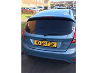 Ford Fiesta 1.25 Style+