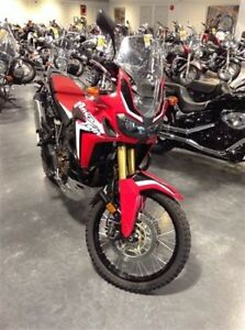 2017 Honda Africa Twin DCT CRF Rally