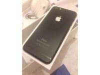 Custom iphone 6 64gb matte black