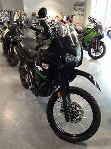2016 Kawasaki KLR650 Ebony