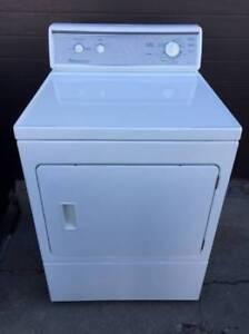 Amana Gas Dryer 1 year warranty
