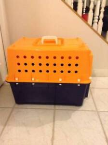 Pet Crate airline approved