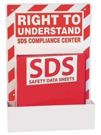 Zing 6039 Ghs Sds Compliance Center,Single Station