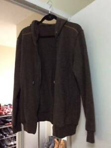 100% Authentic Louis Vuitton Hoodie Wool and Cashmere XL