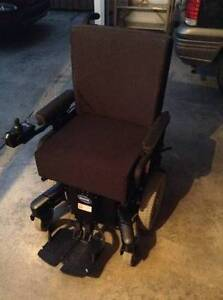 Invacare Storm TDX3 Power Wheelchair