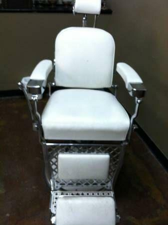 Emil J Paidar Barber Chair Ebay