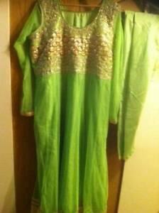 Brand New , Un Worn , Stitched Anarkali suit , Unworn , Size 48