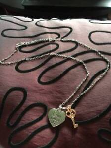 BN Love Holds The Key necklace