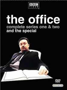 Image Is Loading The Office Complete Season One 1 Amp 2