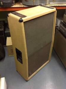 "1978 Marshall 8x10"" cabinet vintage...échange possible"