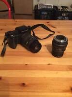 Pentax SF10, Takumar F Zoom 70-200mm, and Pentax F Zoom 28-80mm