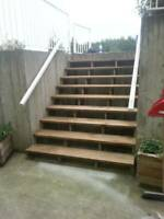 STAIRS outdoor stair replacement