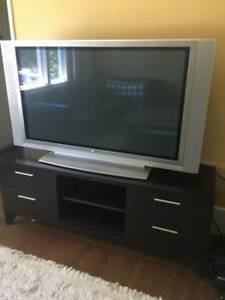 TV Console - TV Included!!