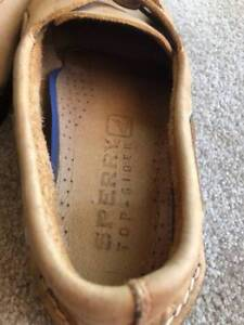 Sperry Topsider leather shoes(Original price$125) - $87
