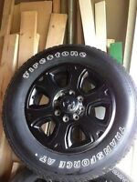 Dodge Ram Tires and Rims! Reduced! Brand new!