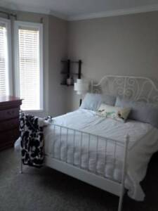 Beautiful, Fully Furnished, 2 bedroom suite for July & August