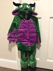 Gymboree Dragon Costume size/taille 2/3